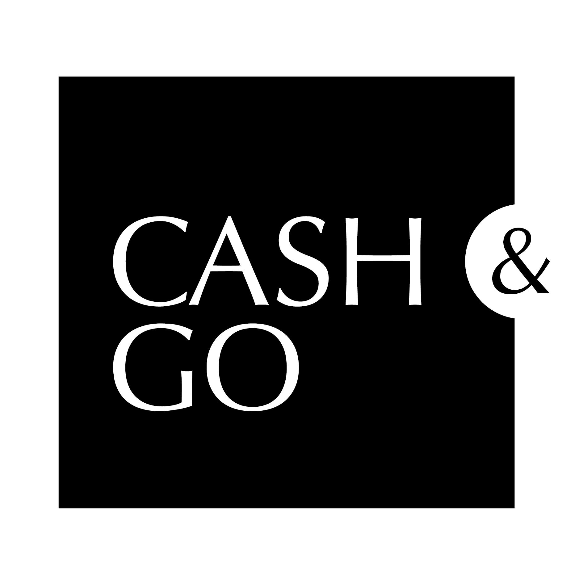 Cash & Go logo