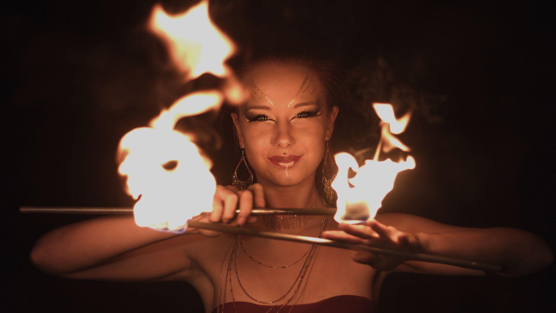 Michaela Fire Performance
