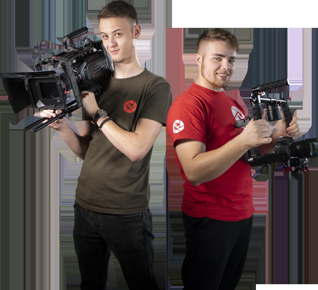 Kameramani Tvoříme Videa