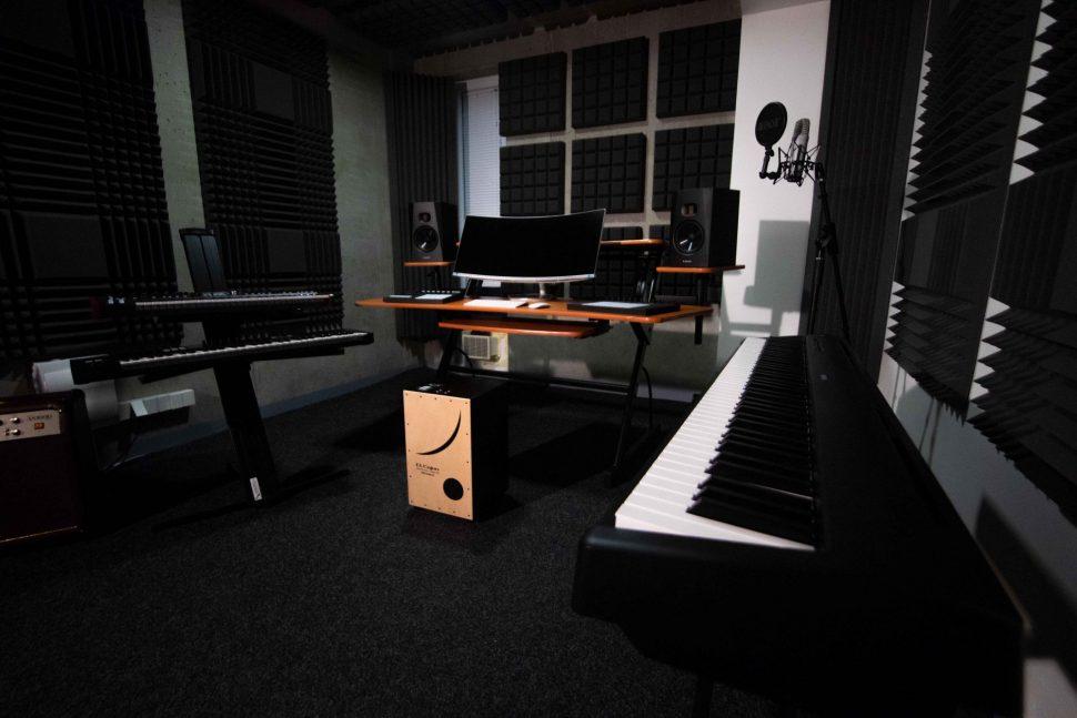 Nahrávací studio Tvoříme Videa