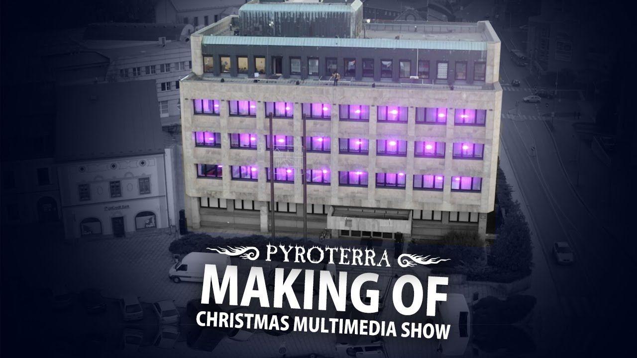 Pyroterra Adventní show Příbram